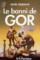 Outlaw of Gor - French J'ai Lu Edition - First Printing - 1992