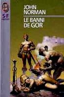 Outlaw of Gor - French J'ai Lu Edition - Second Printing - 2001