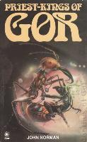 Priest-Kings of Gor - Star Edition - Second Printing - 1982