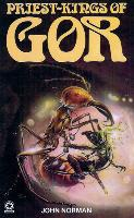 Priest-Kings of Gor - Universal-Tandem Edition - Fourth Printing - 1978