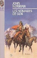 Nomads of Gor - French J'ai Lu Edition - First Printing - 1993
