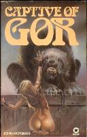 Captive of Gor - Star Edition - First Printing - 1979