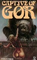 Captive of Gor - Universal-Tandem Edition - Third Printing - 1978