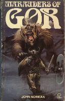 Marauders of Gor - Star Edition - First Printing - 1979