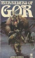Marauders of Gor - Star Edition - Second Printing - 1982