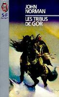 Tribesmen of Gor - French J'ai Lu Edition - First Printing - 1995