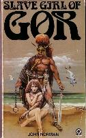 Slave Girl of Gor - Universal-Tandem Edition - First Printing - 1978