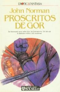 Outlaw of Gor - Spanish Ultramar Edition - First Printing - 1989