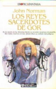 Priest-Kings of Gor - Spanish Ultramar Edition - First Printing - 1989