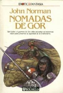 Nomads of Gor - Spanish Ultramar Edition - First Printing - 1989