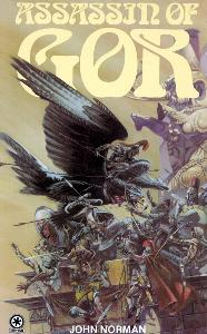 Assassin of Gor - Universal-Tandem Edition - Third Printing - 1978
