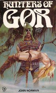 Hunters of Gor - Universal-Tandem Edition - Second Printing - 1977