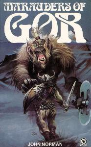 Marauders of Gor - Universal-Tandem Edition - Second Printing - 1978