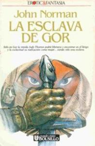 Slave Girl of Gor - Spanish Ultramar Edition - First Printing - 1989