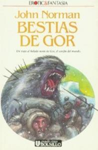 Beasts of Gor - Spanish Ultramar Edition - First Printing - 1990